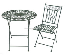french bistro dining round table and chair sets