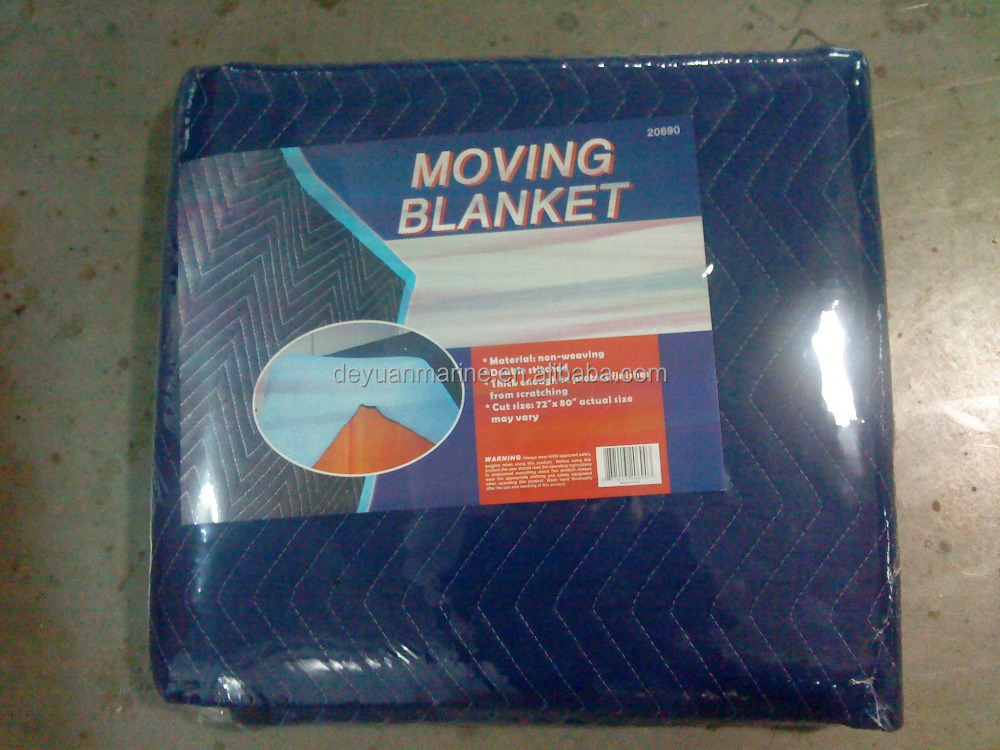 Furniture moving pads for sale buy moving blanket cotton for Furniture moving pads