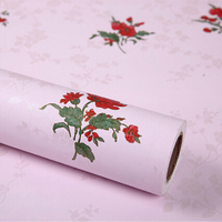 Self adhesive 3d pvc wallpaper manufacturer china