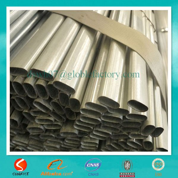 q195 erw low carbon welded plain ends galvanized pipes