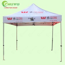 Aluminium Alloy Frame Outdoor Business Fireproof Gazebo Tent 3x3