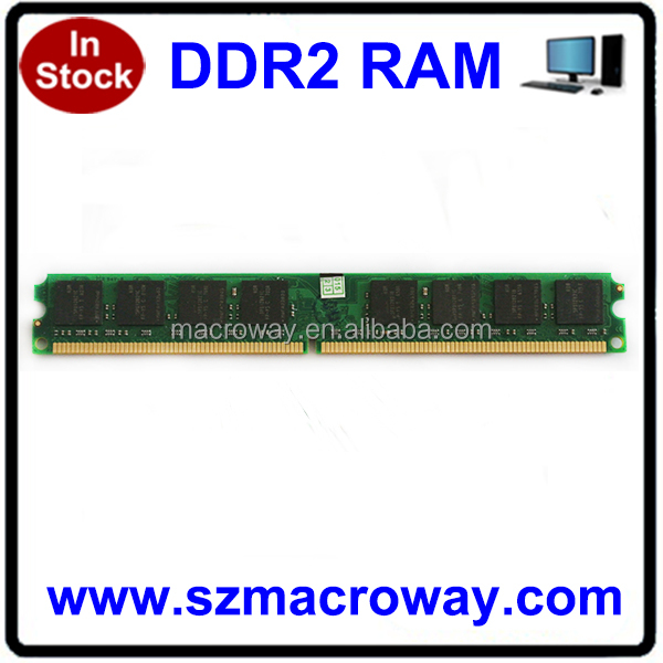 Ddr2 Pc2 6400 2gb 800mhz Memory Ram For Desktop sale