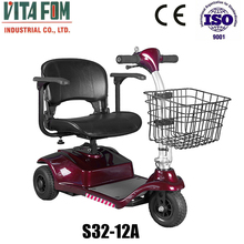 Light weight electric mobility scooter 3 wheel