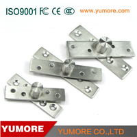 Guangdong factory supply stainless steel security rotating door hinges