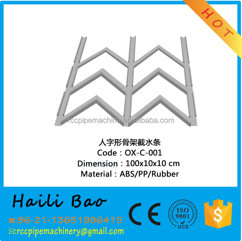 Best -selling palstic concrete slope moulds for railroad, highway, municipal project
