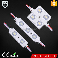 1.5W ip65waterproof 5730 Samsung dc12v led module for acrylic board with CE rohs