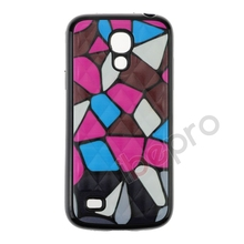 Colorful Diamond TPU Phone Back Cover Case For Samsung galaxy S4