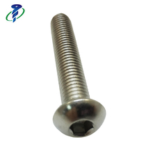 stainless steel button head Hex Socket screw M8-M10