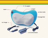 knee pillow massagers/2016 vibrating massage pillow /mini electric massager for home/car/office