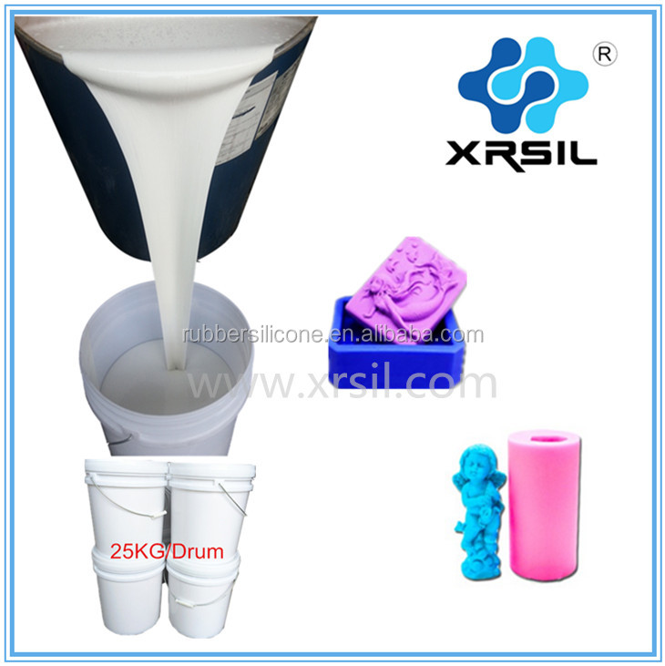 Mold making wax products rtv silicone rubber