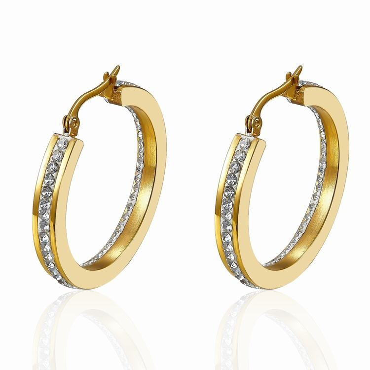 Simple gold fashion jewelry khazana earring designs, View khazana ...