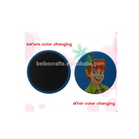 Most Popular Heat Sensitive Color Changing Sticker