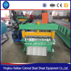 840 Equipment Galvanized Zinc Colored Steel Tile Making Machinery CNC Metal Sheet Wall And Roof Panel Roll Forming Machine