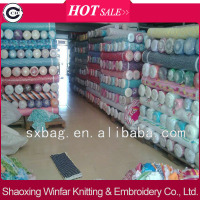 various of textile knitting fabric stock lot for garment