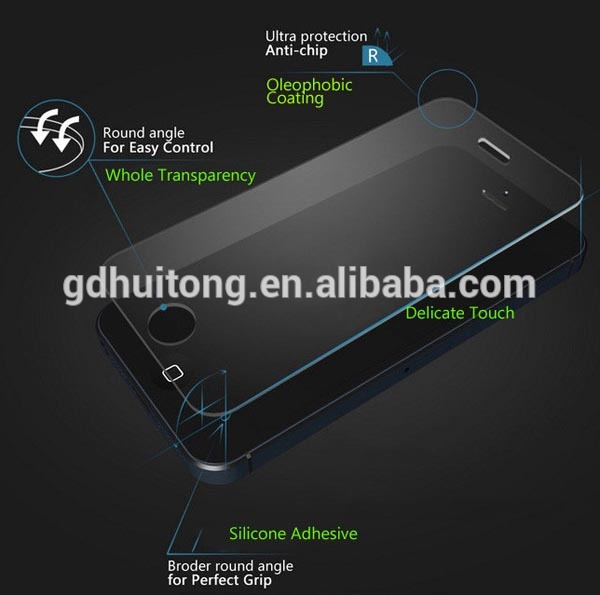 New Coming! 9H Tempered Glass For Razer Phone Screen Protector, Bubble Free For Razer Phone Glass