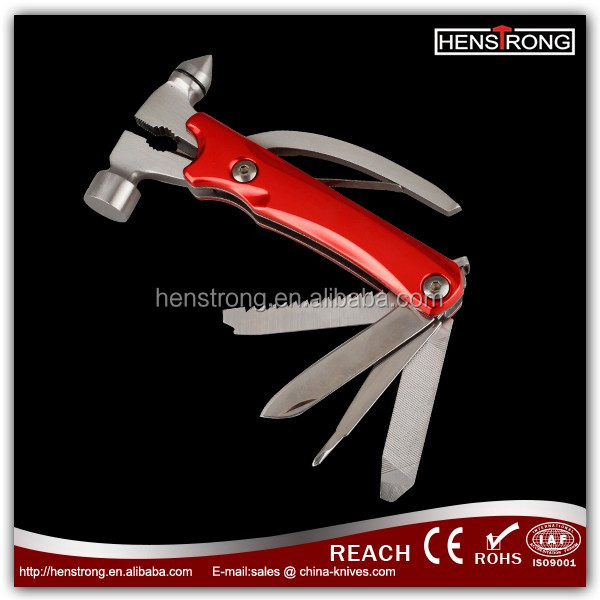 Various handle color available professional multi tools gifts sets