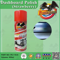 PE Car Easy Cleaning Best Selling Polishing Wax For Car Dashboard