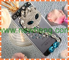 whosesale cheap price cat Cute Bling Diamond Case for iPhone 5