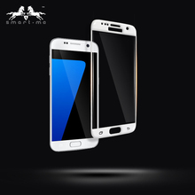 New Arrival Anti Scratch Tempered Glass 3D Full Cover Screen Protector For Samsung Galaxy S7
