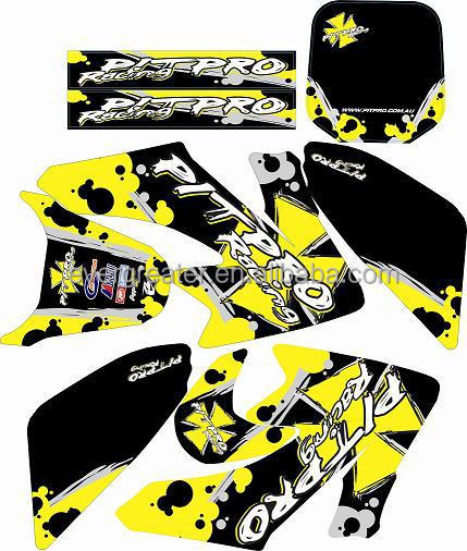 Wholesale Custom Waterproof Adhesvie Pictures Of Decals For - Custom motorcycle stickers and decals