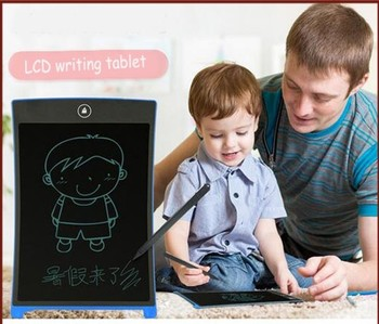 Factory oem electronic drawing tablet 8.5 inch lcd writing board
