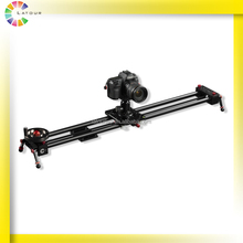 Photography equipment 150cm aluminum camera slider dolly stabilizer tv video camera slider track dolly