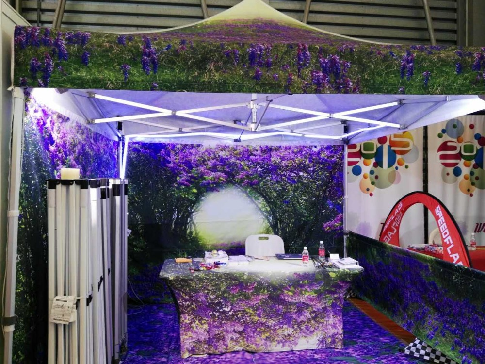 Advertising Market Stall Tent For Sale