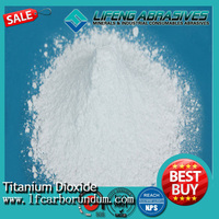 excellent discoloration resistance Titanium Dioxide/titania for high gloss decorative coatings and industrial coatings