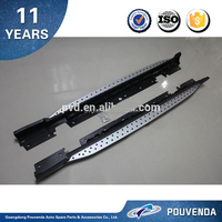 original style running board side step bar For bmw X1 E84 2009+ auto accessories from pouvenda manufacturer