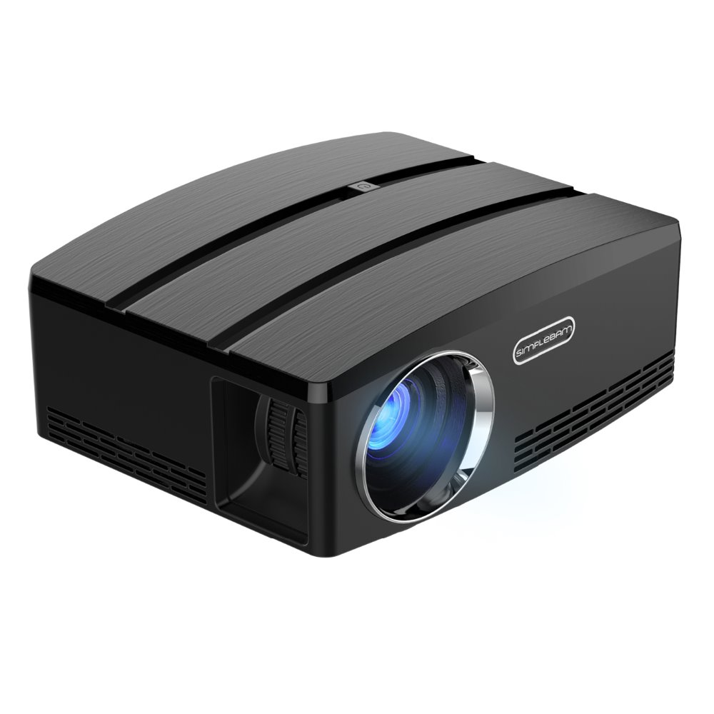 Mini Full HD Portable 220 Lumens Private Home <strong>Projector</strong> with Dual-USB Ports