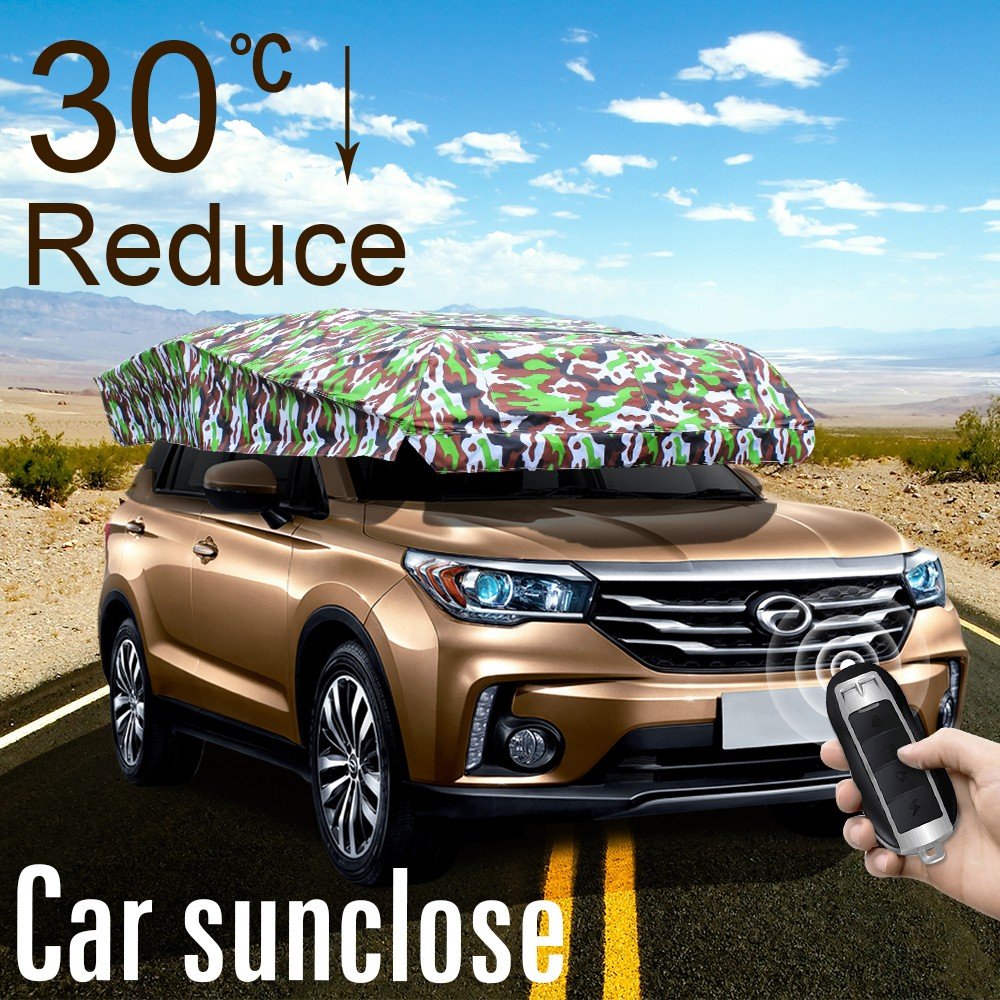 SUNCLOSE Factory car parking tents for sale for mpv vehicle car covers edmonton atv cover