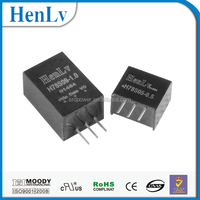 Henlv wide input H78 no-isolated 5w 1.5a output mitsubishi plc analog output module