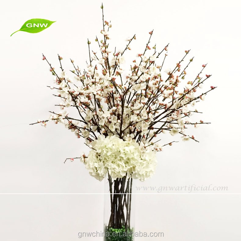 Decorative Artificial Flower Tree Branch Table Centerpiece for Wedding