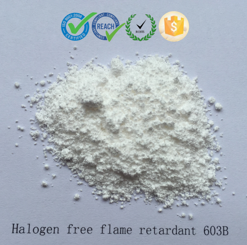 UL94 V0 halogen free flame fire retardant for polyamide PA BX603B