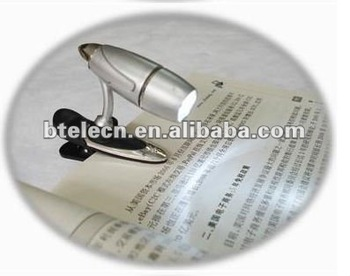 mini LED reading light,clip book light,mini book light