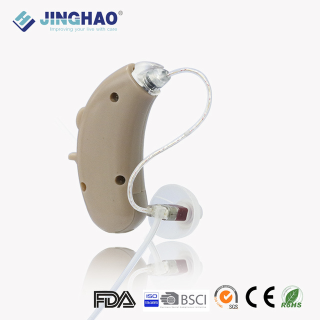 2017 New China Manufacture BTE RIC Made-in-china Hearing Aid