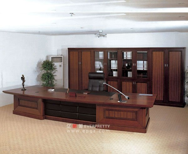 H.O.D'S ROOM Wooden Executive Table Office Furniture Table
