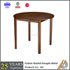 Antique Round Wooden dining room table