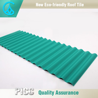 lightweight pvc plastic roof tile sandwich panel
