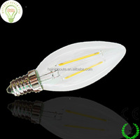 Fast delivery time supplier candle led light 360 degree beam angle with e24 e27 e26
