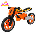 Newest design best wooden toddler push bike for balance training W16C068