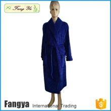 Sports Polyester Velour Bathrobe