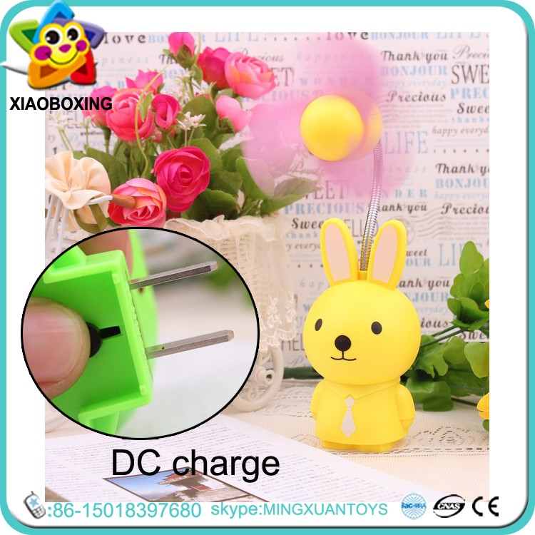 Promotional product plastic 12v dc mini battery operated fan toys for sale
