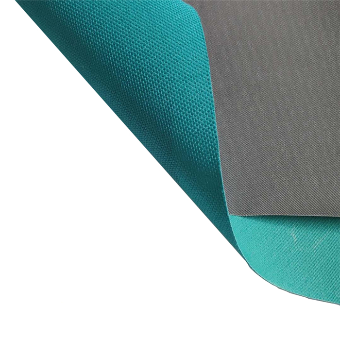 100% polyester waterproof fabric for bags 300d pvc coated oxford fabric bags <strong>material</strong>
