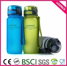 Hot Sport Round Water Bottle Drink Container no Handle 650ml