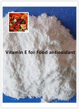 Food Additive Vitamin E as Antioxidant