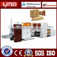 RZ 350 Full Automatic Gift Paper Bag Making Machine