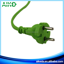 Easy To Operate Reliable Performance Shrink-Proof United Arab Emirates Power Cord