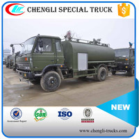 Euro 2 Right Hand Drive Dongfeng 4*2 12000 liter Water Tank Fire-Tank Wagon
