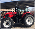 180hp 4WD new design agricultural machinery farm wheeled tractor BOMR-X1804